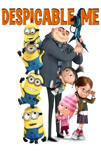 Despicable Me Film Poster