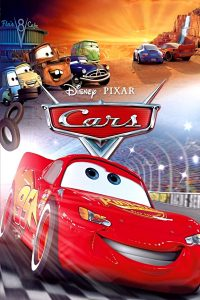 Disney Cars Film poster