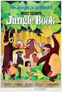 Jungle Book Film Poster