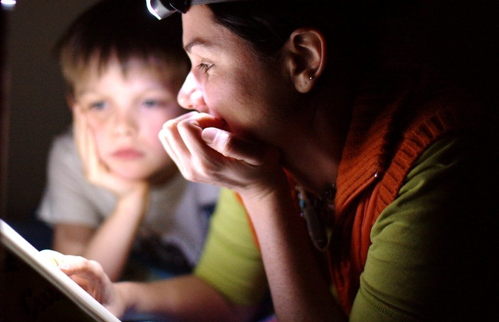how to create a bedtime story